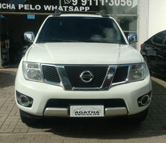 Nissan Frontier Sl 4x4 2.5 Diesel Automtico Completo