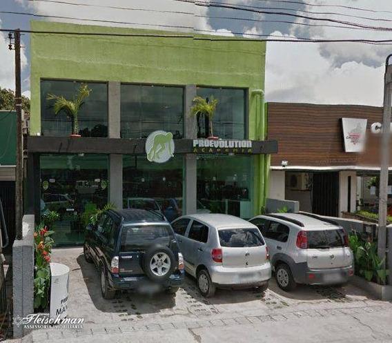 Prédio Comercial Para Locação, Caxangá, Recife - Pr0002. - Pr0002