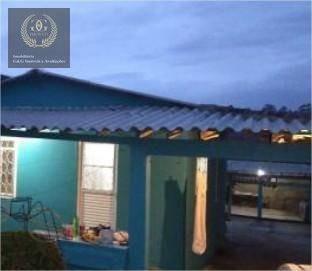 Casa Com 2 Dormitórios À Venda, 100 M² Por R$ 95.000,00 - São Tomé - Viamão/rs - Ca0571