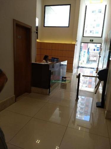 Imagem 1 de 8 de Sala Comercial À Venda, Centro, Taubaté. - Sa0173