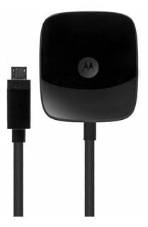 Carregador Motorola Turbo Moto G4 G5 X2 Maxx S6 Top