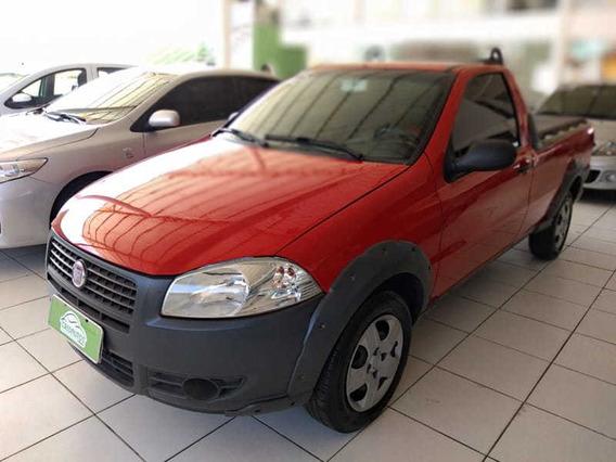 Fiat Strada Working 1.4 Mpi 8v Flex Mec.