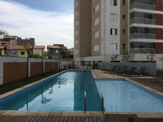 Apartamento À Venda, 93 M² Por R$ 660.000,00 - Vila Valparaíso - Santo André/sp - Ap2040