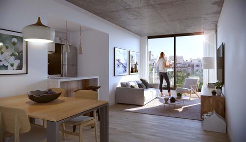 Venta Apartamento 1 Dormitorio En Cordón. Doo Constituyente
