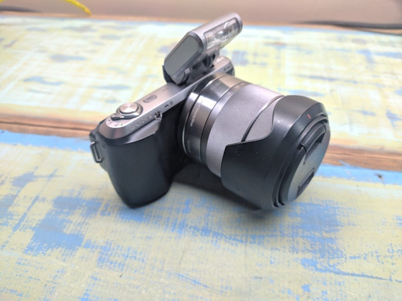 Câmera Semi Profissional Sony Nex-c3