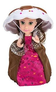 Cupcake Surprise Princess Candie Doll De Cupcake Suprises