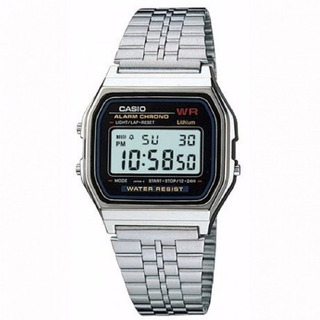 Reloj Casio A 159w A159w-n1 A159wa Impacto Onlineobelisco