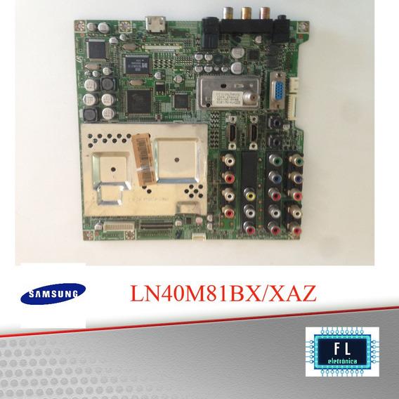 Placa Principal Tv Samsung Ln40m81bx/xaz