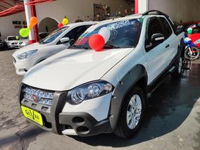 Fiat Strada 1.8 16v Adventure Cab. Dupla Flex 2p Teto Solar