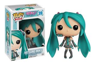 Hatsune Miku. Vocaloid. Simil Funko Pop. Excelente!
