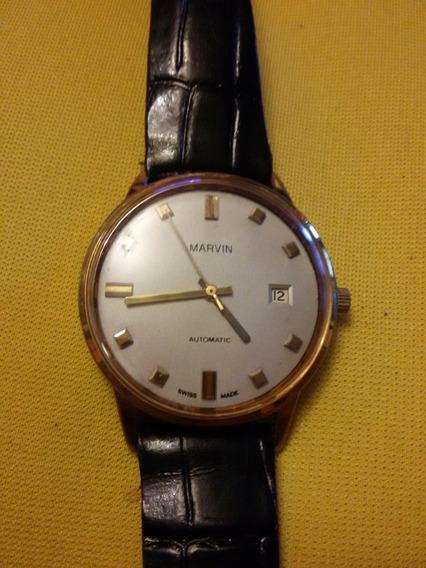 Reloj De Pulsera Vintage Marvin Automatic