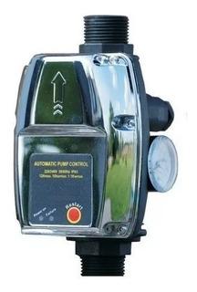 Press Control Dual Para Bombas De Agua 110/220 Volt. Dps-5.