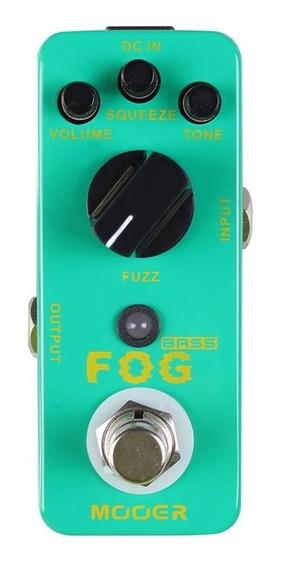 Pedal Mooer Fog Bass Fuzz