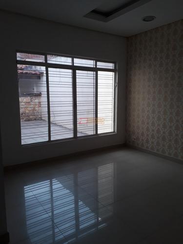 Imagem 1 de 15 de Casa Terrea No Bairro Pauliceia Em Sao Bernardo Do Campo Com 02 Dormitorios - L-29198