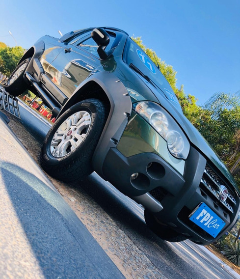 Fiat Strada 1.8 Adventure Locker Flex