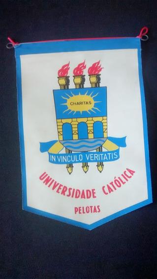 Flâmula Antiga Anos 60 Charitas Universidade Católica Pelota