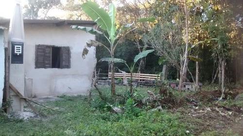 Chácara Em Construção Iniciada Em Itanhaém/sp Ch032-pc