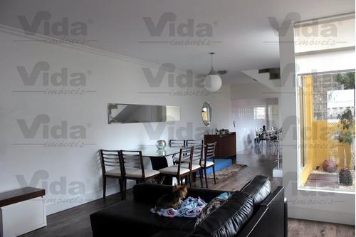 Casa Sobrado À Venda Em Jardim Das Flores  -  Osasco - 34078
