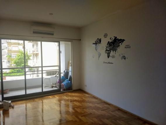 Alquiler - Amplio Departamento 2 Amb En Palermo