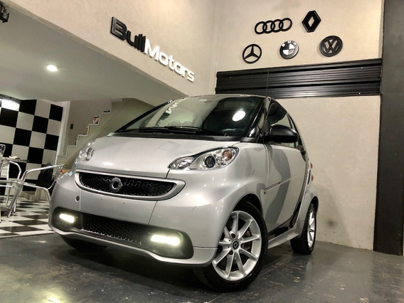 Smart Fortwo 2015 Impecable