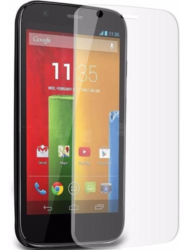 Film Vidrio Templado Motorola Moto G8 Plus - Factura A / B