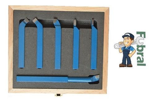 Imagen 1 de 6 de Porta Herramientas Soldadas De 10mm X 90mm 6 Piezas Fubral