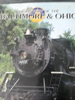 Historia Del Ferrocarril Baltimore & Ohio