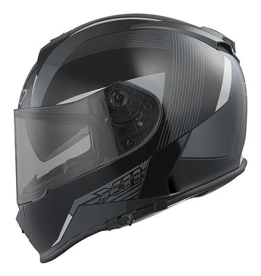 Capacete X11 Revo Moto Motociclista Motoboy Fechado