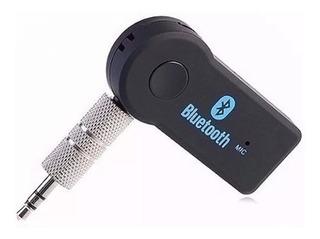 Bluetooth P2 Receptor Auxilar Carro Som Audio Ios Sem Fio