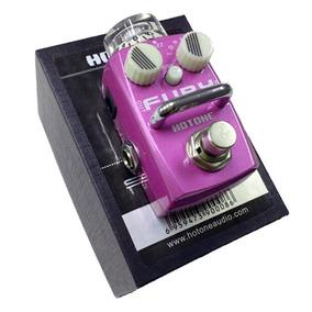 Mini Pedal Hotone Fuzz Fury Para Guitarra
