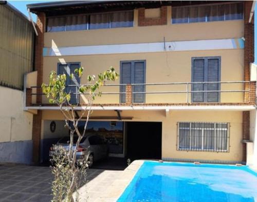 Imagem 1 de 10 de Casa Com 6 Dormitórios Para Alugar, 300 M² Por R$ 5.500/mês - Vila São João - Barueri/sp - Ca0680