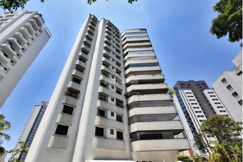 Lindo Apartamento Na Região De Campo Belo - Ab133149
