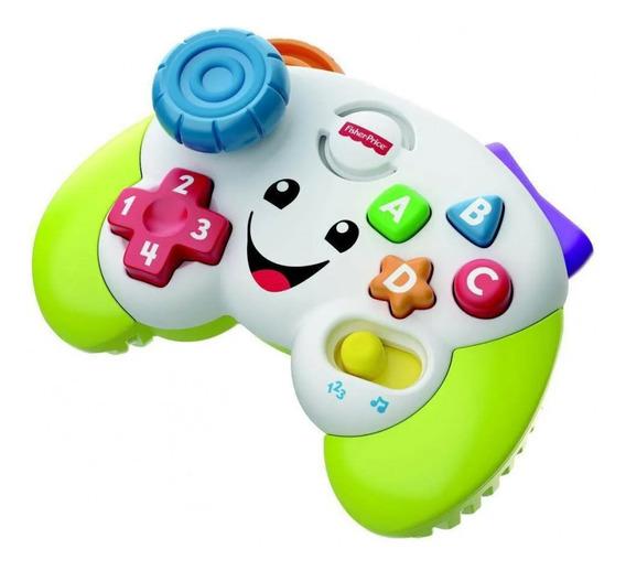 Controle De Vídeo-game Fisher-price - Mattel Fwg11