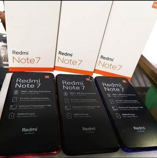 Xiaomi Redmi Note 7 - 64bg - Space Black