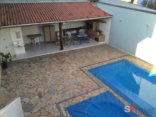 Casa, 3 Dorms Com 275 M² - Vila Lucinda - Santo Andre - Ref.: Ac301 - Ac301