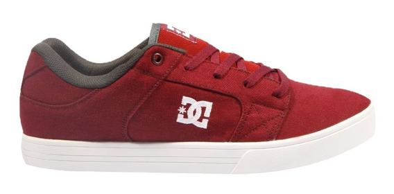 Tenis Hombre Method Tx M Adys100397 Drf Dc Shoes Rojo
