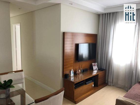 Apartamento À Venda, 50 M² Por R$ 305.000,00 - Saúde - São Paulo/sp - Ap2211