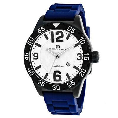 Reloj De Pulsera Para Hombre Oceanaut Aqua One Oc2714