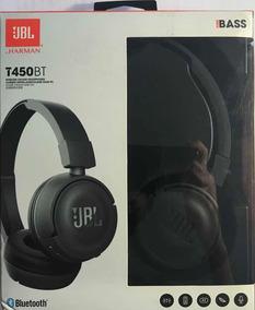 Fone De Ouvido Bluetooth Jbl T450bt
