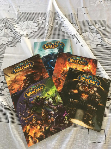 World Of Warcraft Official Magazine