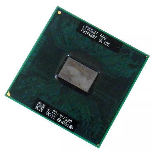 Processador Intel Celeron 550 1m 2.00ghz 533mhz Pn: Sla2e