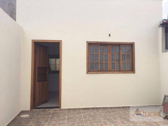 Casa Residencial À Venda, Jardim Nossa Senhora De Lourdes, Hortolândia - Ca5079. - Ca5079