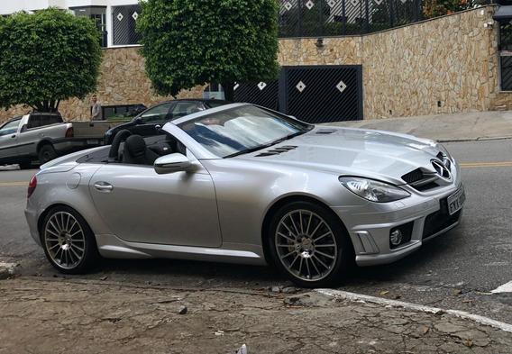 Mercedes-benz Classe Slk Slk 55 Amg Cabrio V8