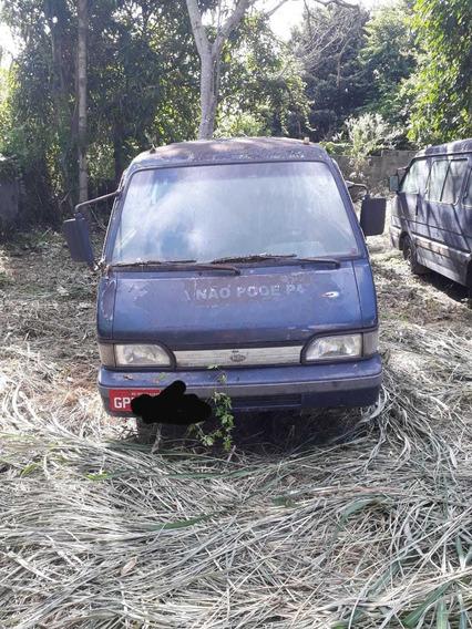 Besta 2.2 Diesel - Motor Retificado - R$ 7.000,00 / Troco