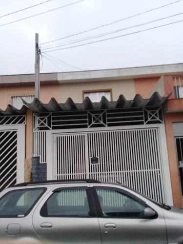 Sobrado À Venda, 91 M² Por R$ 420.000,00 - Vila Itapegica - Guarulhos/sp - So0035