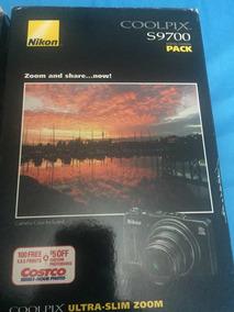 Vendo Cámara Marca Remate Nikon Coolpix S9700 Nueva
