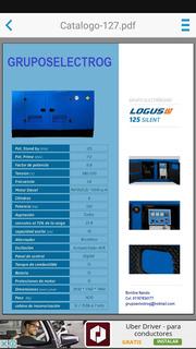 Grupo Electrogeno Logus 125 Kva Ultrasilent Gruposelectrog
