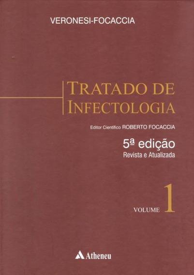 Tratado De Infectologia - 2 Vols - 5ª Ed