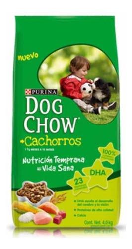Dog Chow Cachorro 21kg +3kg + Regalo