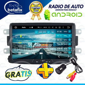 Radio Android Renaul Sandero Wifi Usb Mirrorlink Betafix Ec